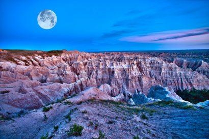 Pinnacles South Dakota