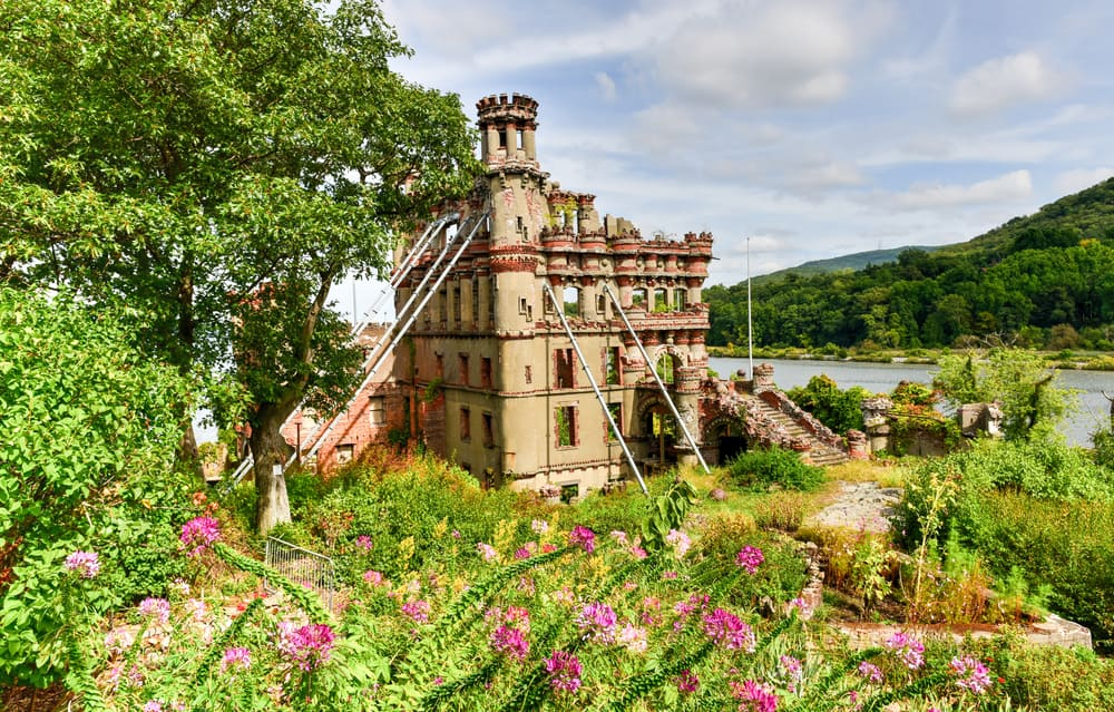 Pollepel Island - best places to visit in New York State