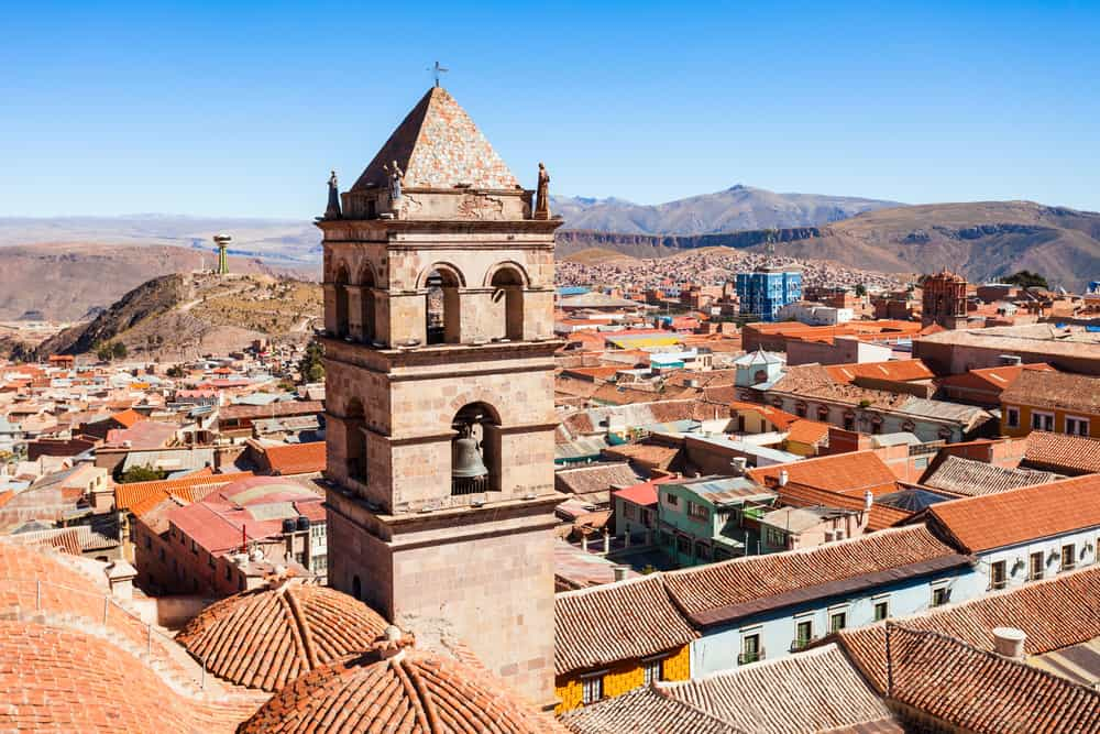 Potosi - places to visit in Bolivia