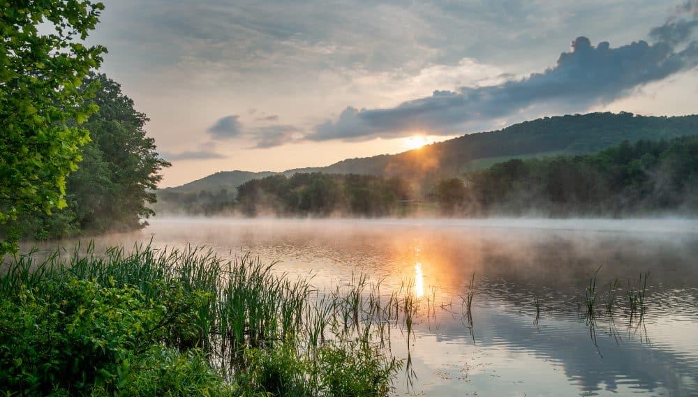 Rocky Gap State Park Maryland