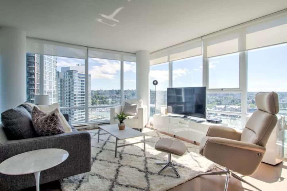 Romantic apartment hotel Vancouver