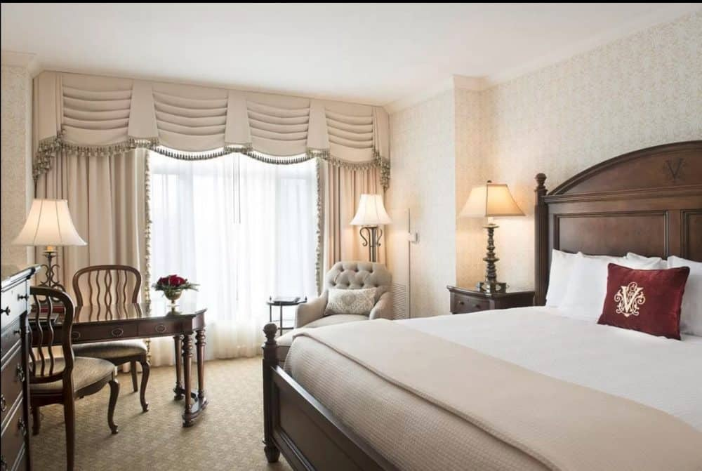 Romantic hotels in Asheville