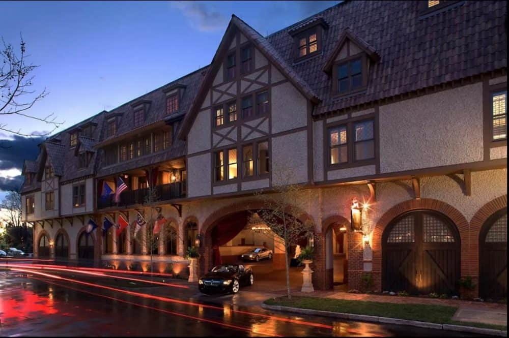 Romantic vacations in Asheville