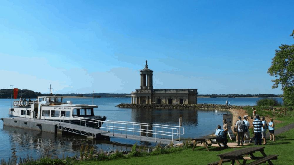 Rutland Belle Cruise