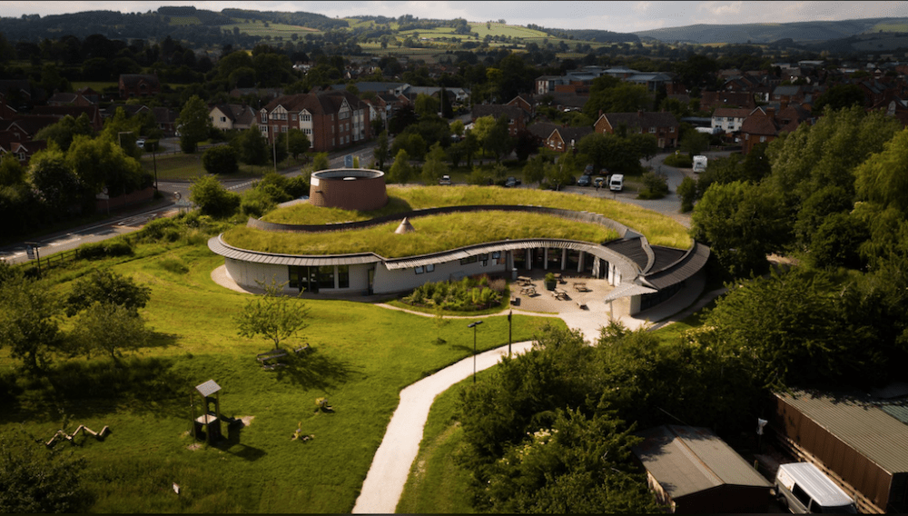 Secret Hills Discovery Centre