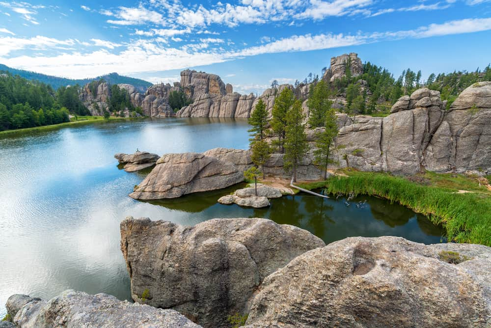 Sylvan Lake - South Dakota