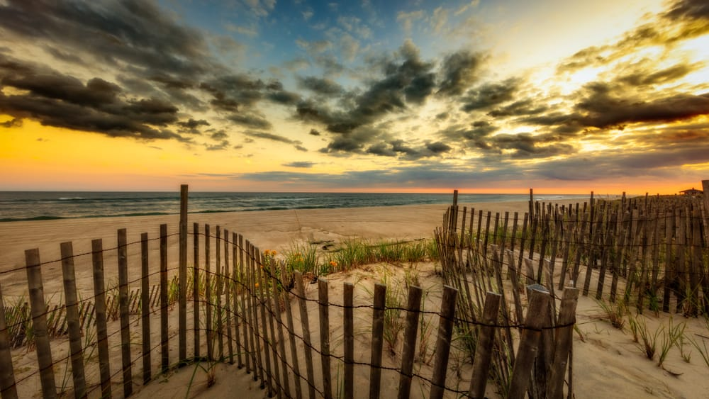 The Hamptons - beauty spots in NY state