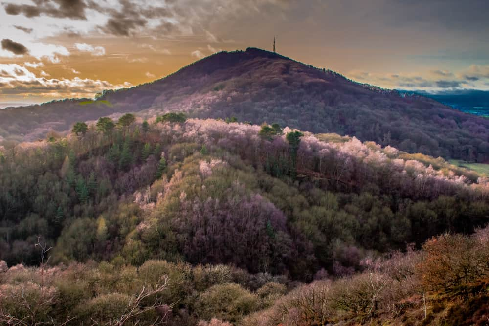 The Wrekin Hill Shropshire