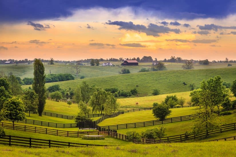 The best places to visit in Kentucky