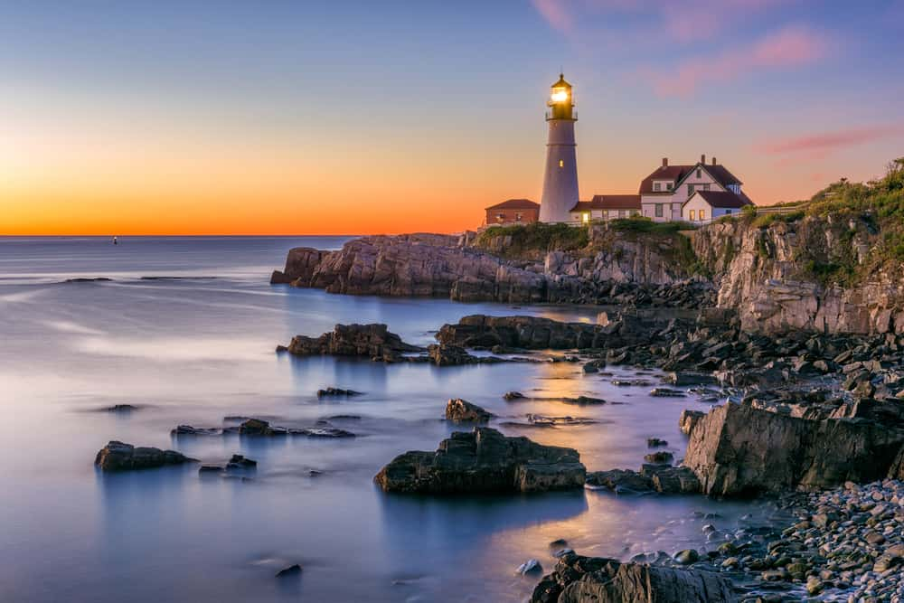 The most beautiful places to visit in Maine