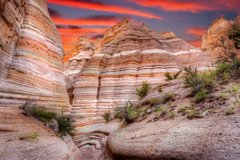 The most beautiful places to visit in New Mexico