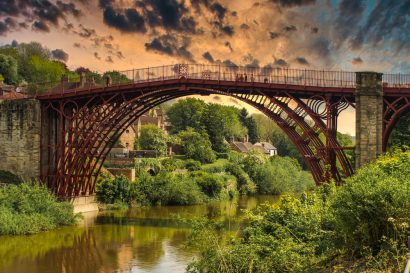 The most beautiful places to visit in Shropshire