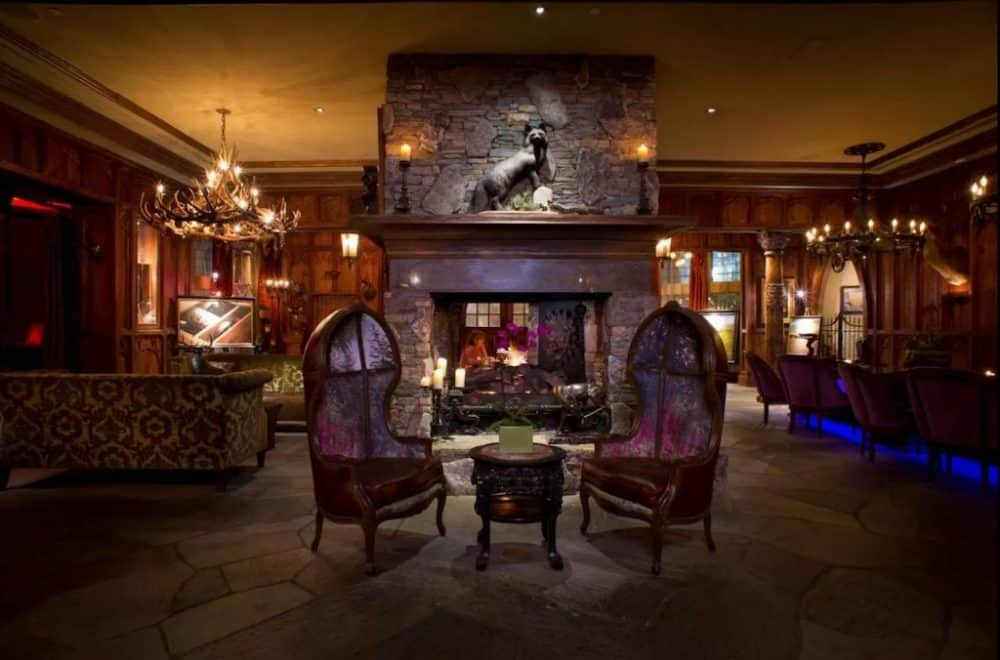 The most romantic hotels in Asheville
