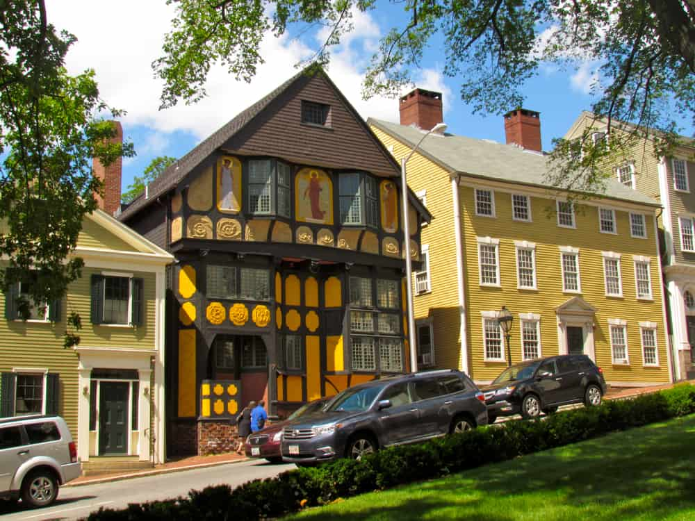 Thomas Street, Providence