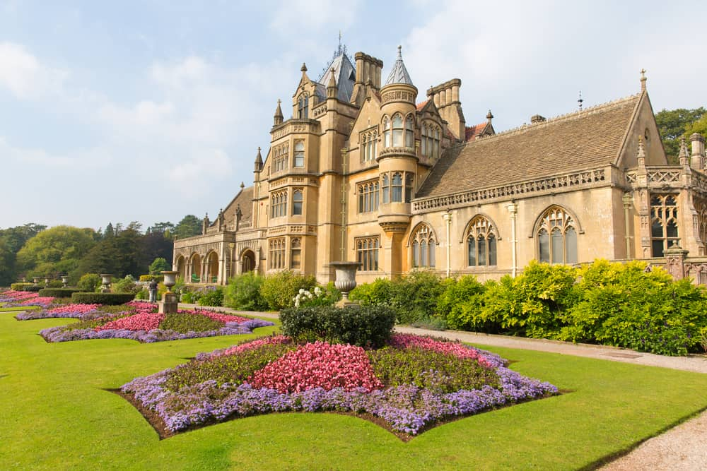 Tyntesfield - best places to visit in Bath