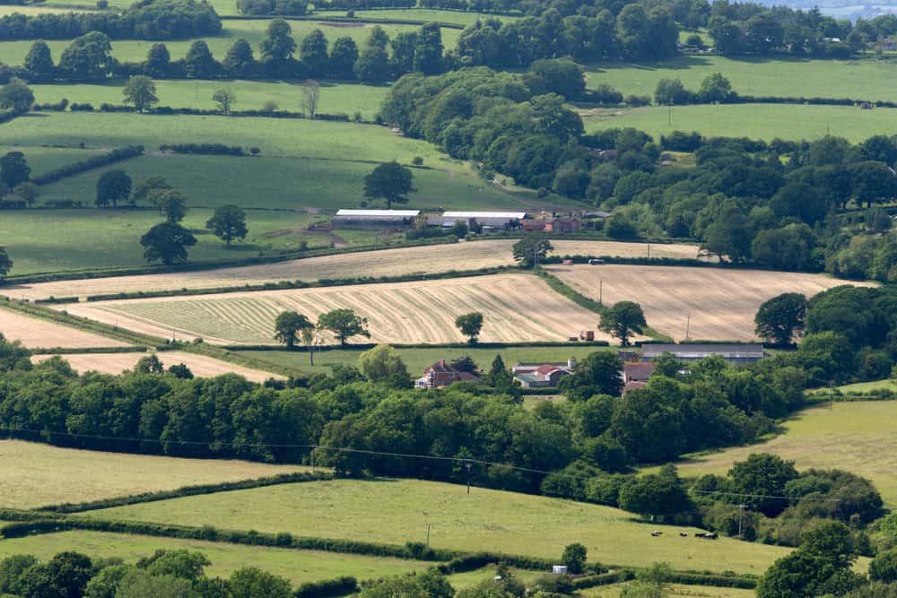 Wenlock Edge Shropshire