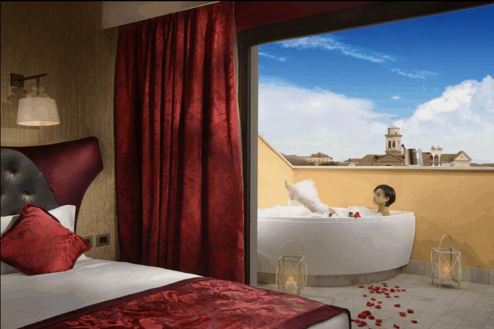 Romantic retreat in Venice