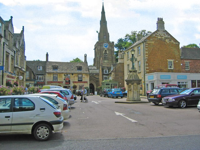 Uppingham Market Town