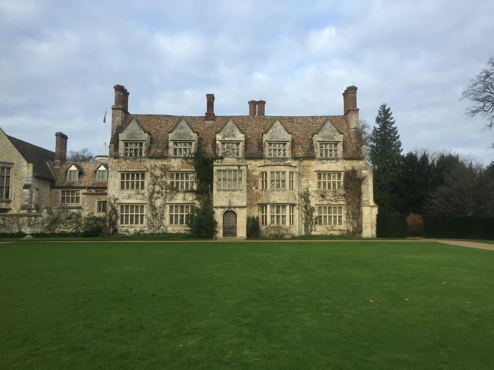 Anglesey Abbey Cambridgeshire
