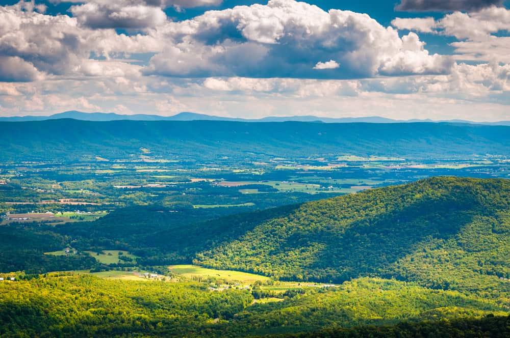 Appalachian National Scenic Trail WV