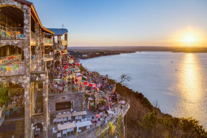 The most romantic hotels in Austin
