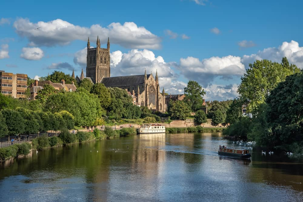 The most beautiful places to visit in Worcestershire