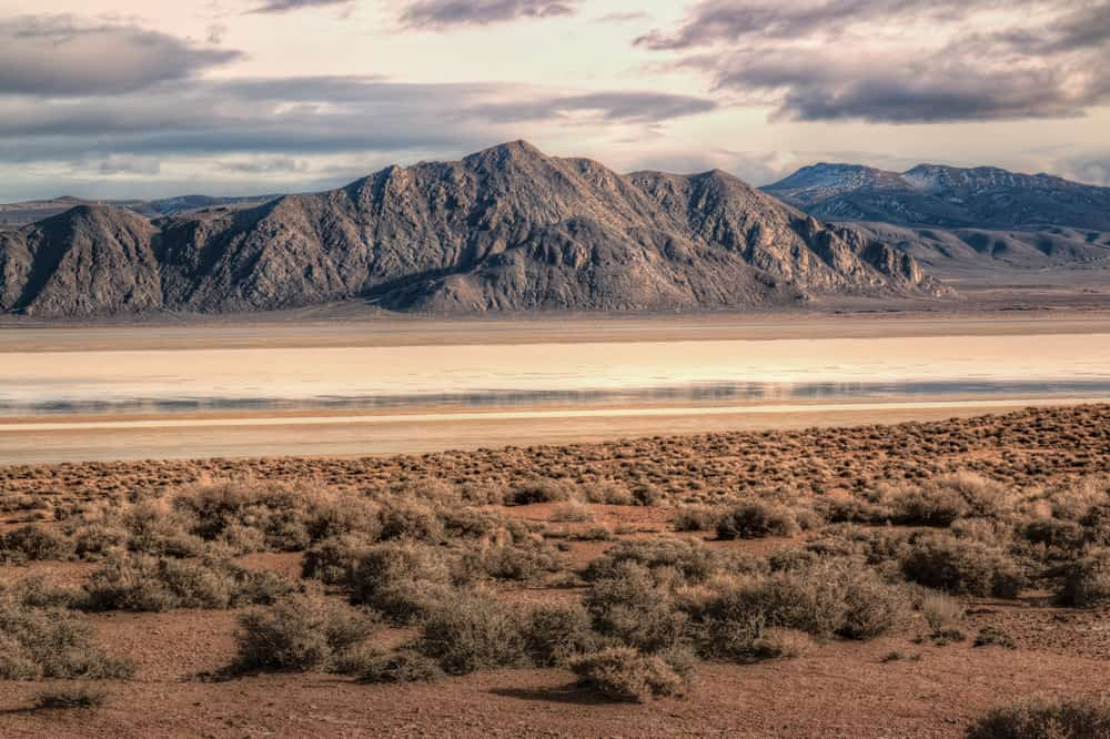 Black Rock Desert - great places to visit in Nevada