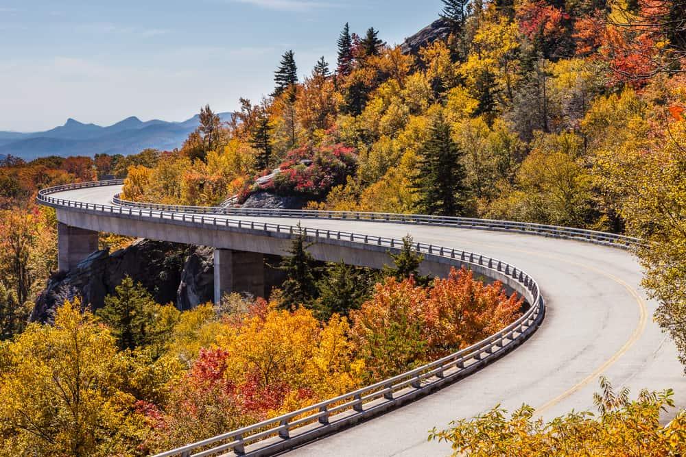 Blue Ridge Parkway National Park
