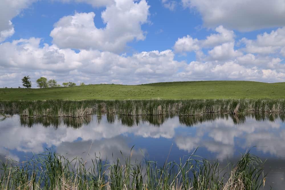 Chase Lake National Wildlife Reserve
