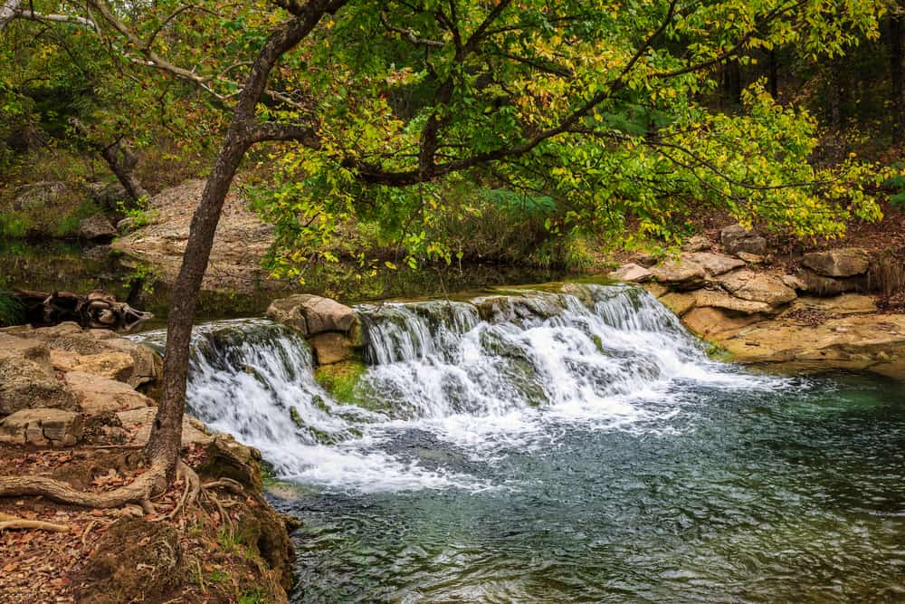 Chickasaw National Recreation Area