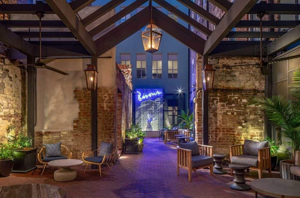 Cool hotels in New Orleans
