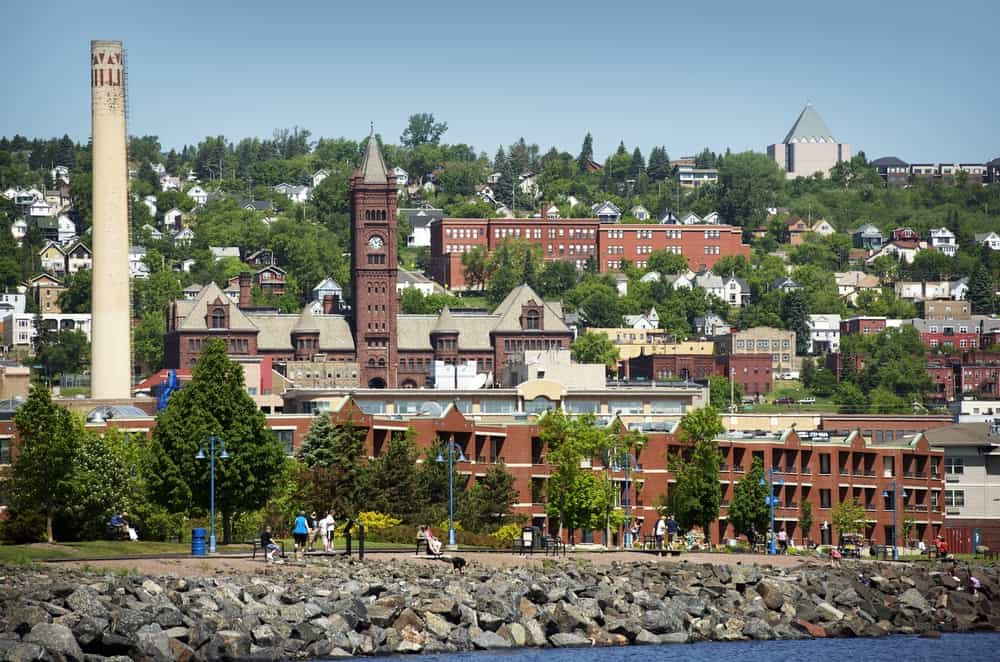 Duluth - best places to visit in Minnesota