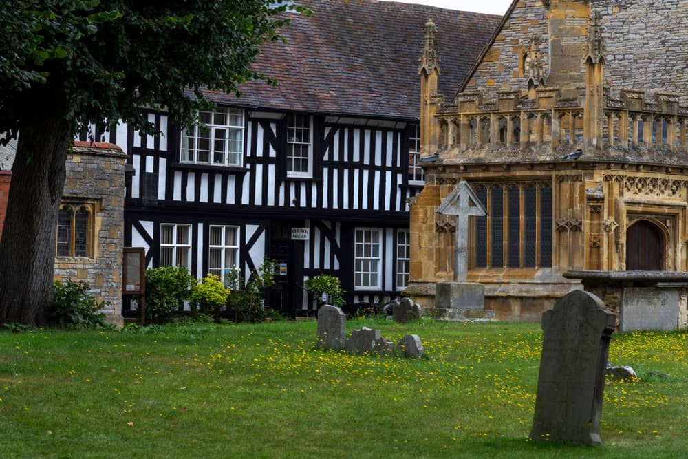 Evesham - places to visit in Worcestershire