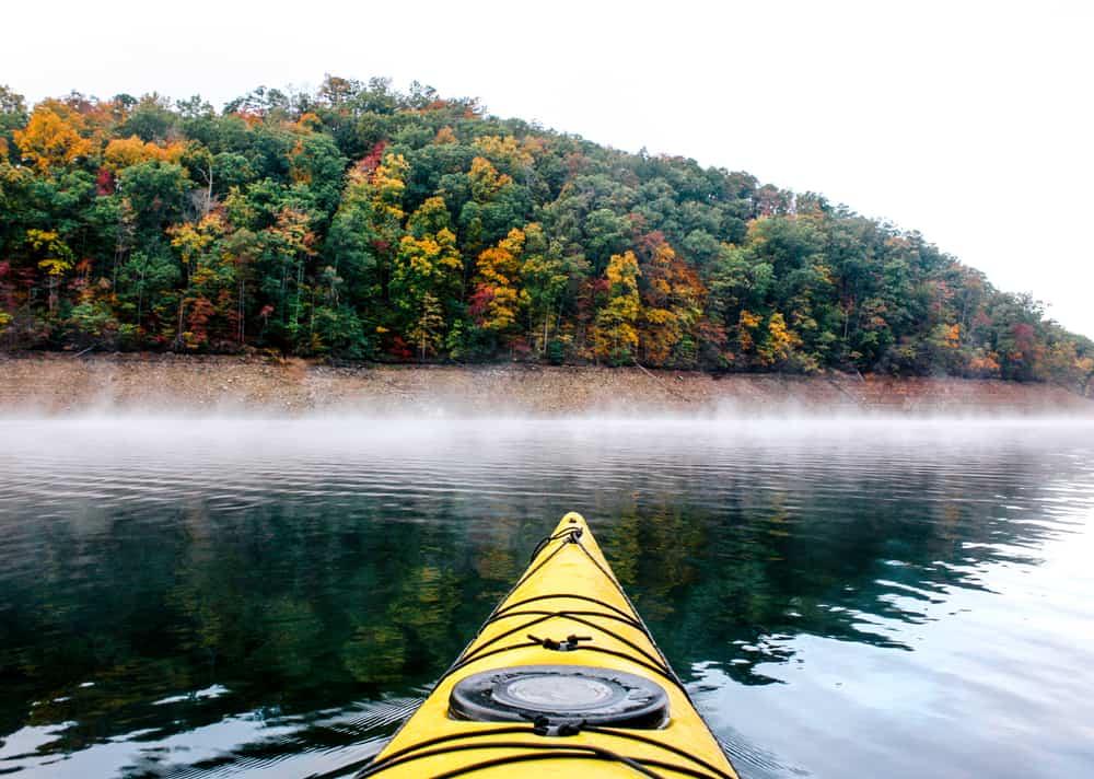 Fontana Lake North. Carolina
