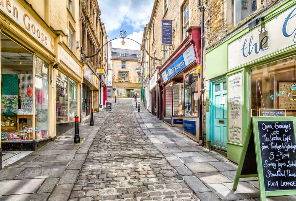 Frome - prettiest places to visit in Somerset