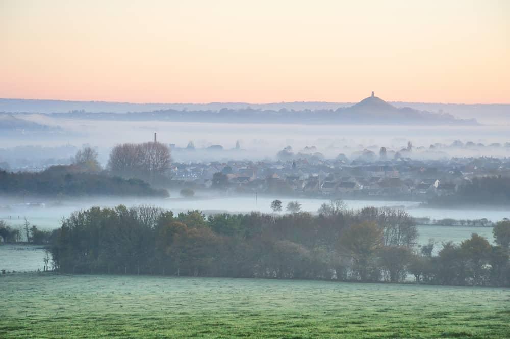 Glastonbury Somerset