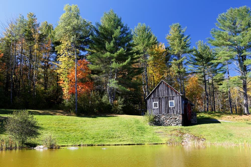 Grafton town Vermont