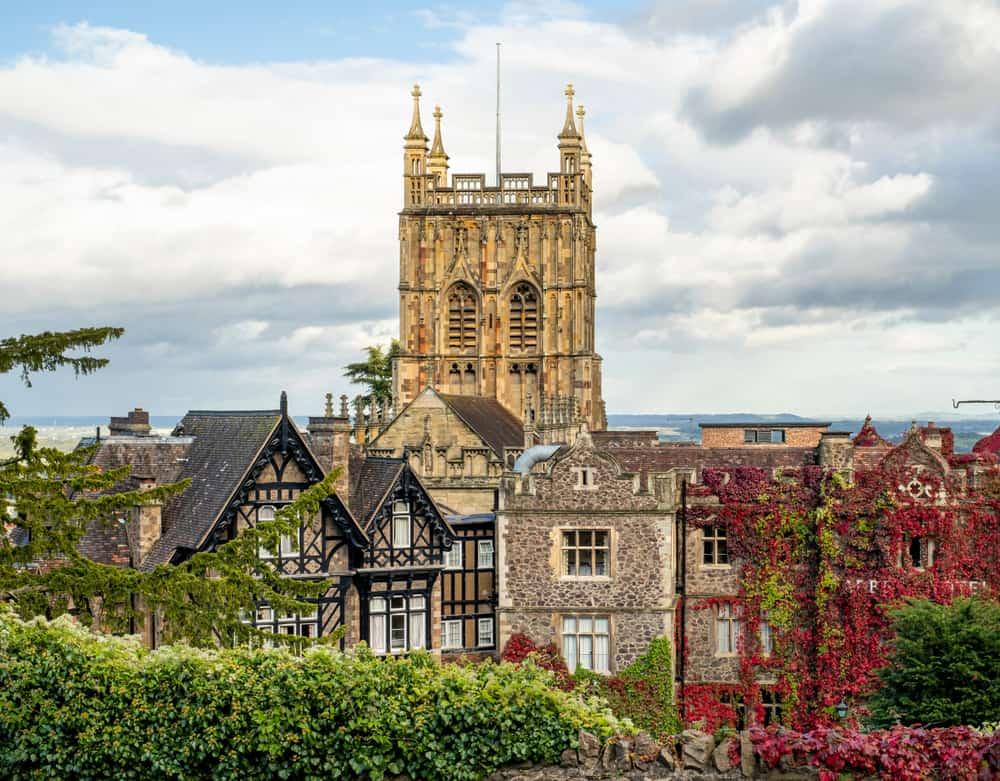 Great Malvern Worcestershire