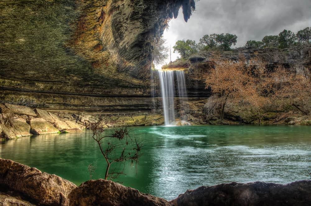 Hamilton Pool Texas