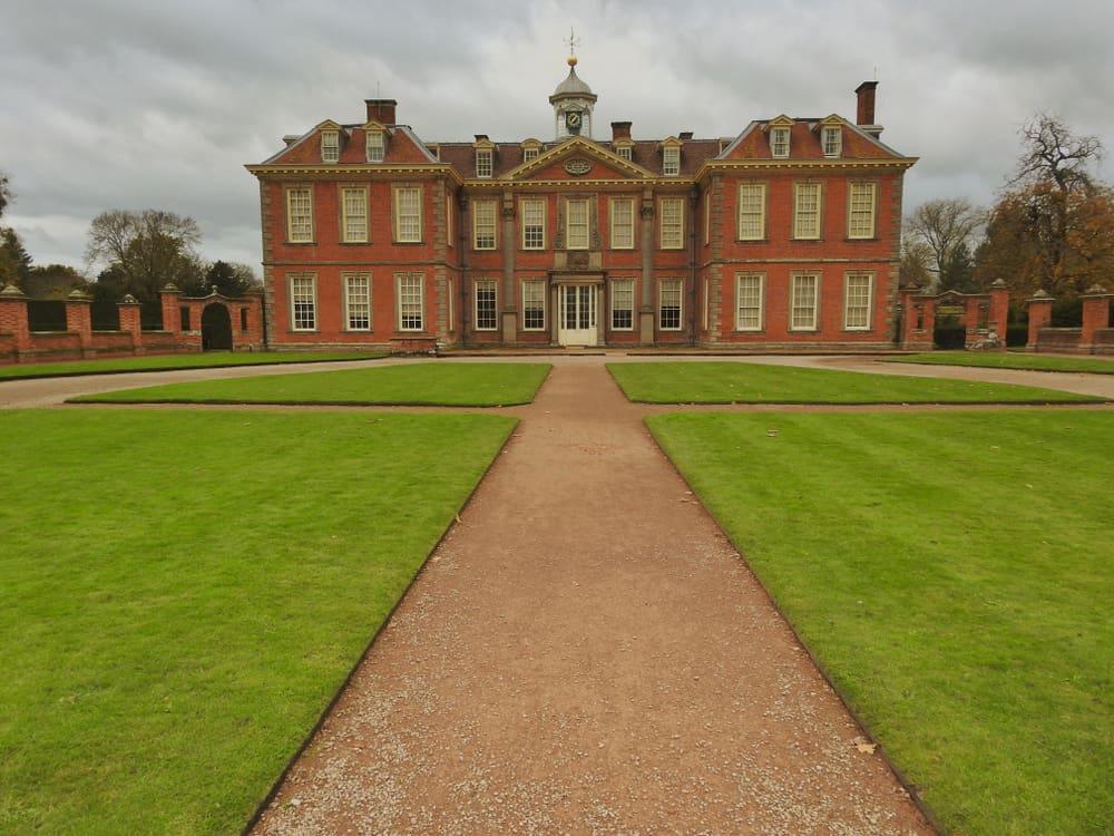 Hanbury Hall Worcestershire
