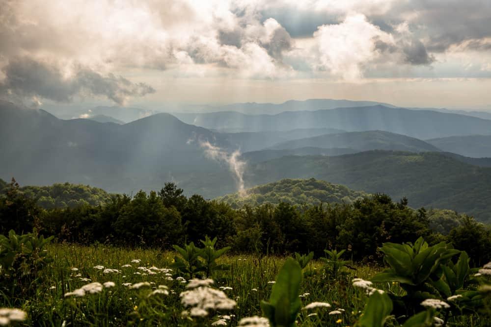 Hot Springs North Carolina