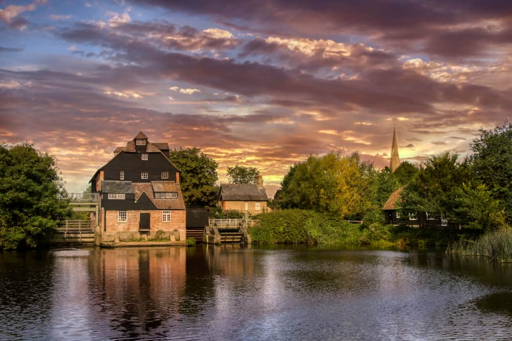 Houghton Mill cambridgeshire