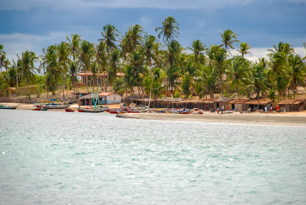 Jericoacoara - best places to visit in Brazil