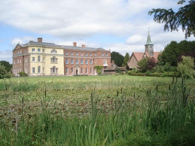 Kyre Park Worcestershire