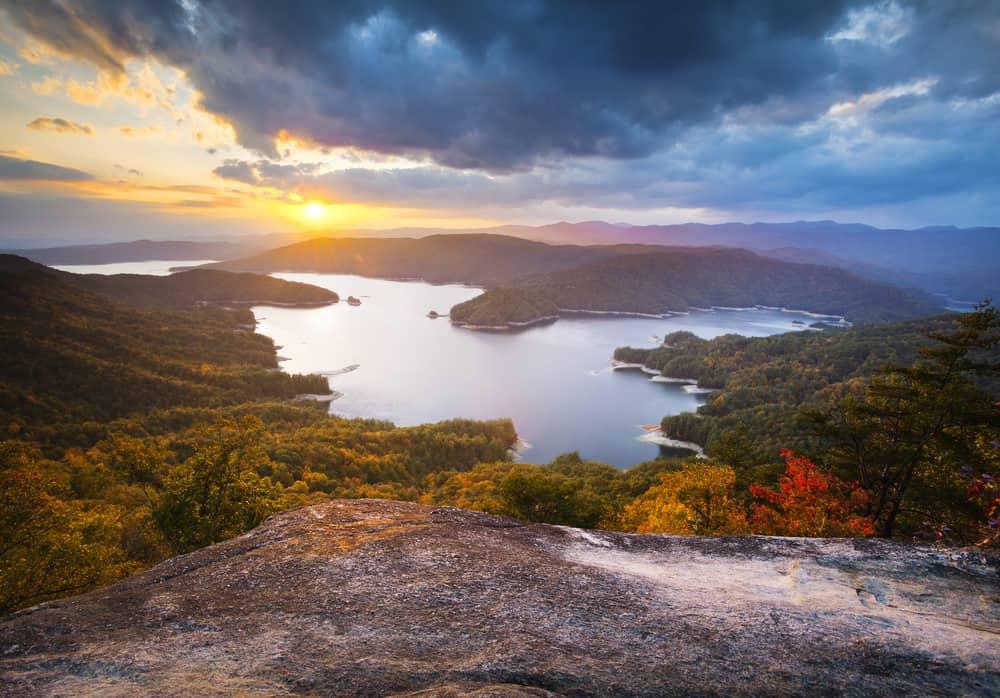 Lake Jocassee South Carolina