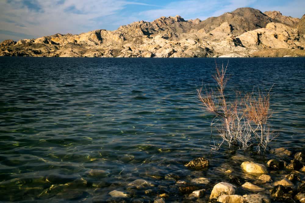 Lake Mohave Reservoir