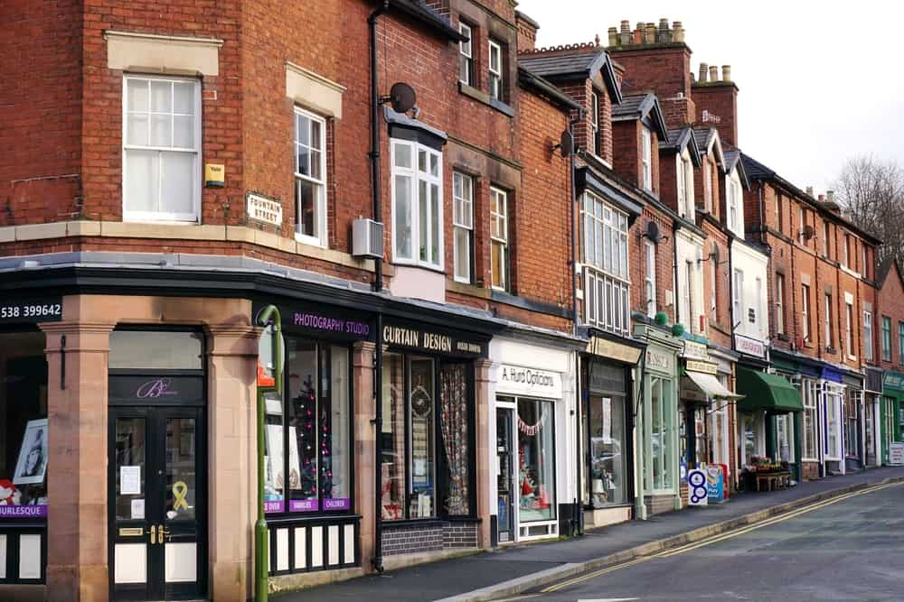 Leek - best places to visit in Staffordshire