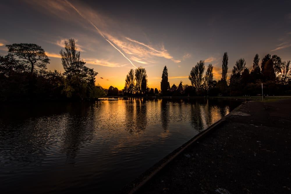 Longton Park Staffordshire