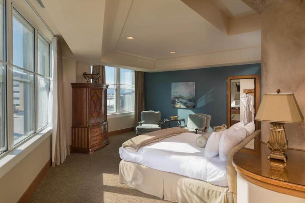 Lovely romantic hotel in Asheville