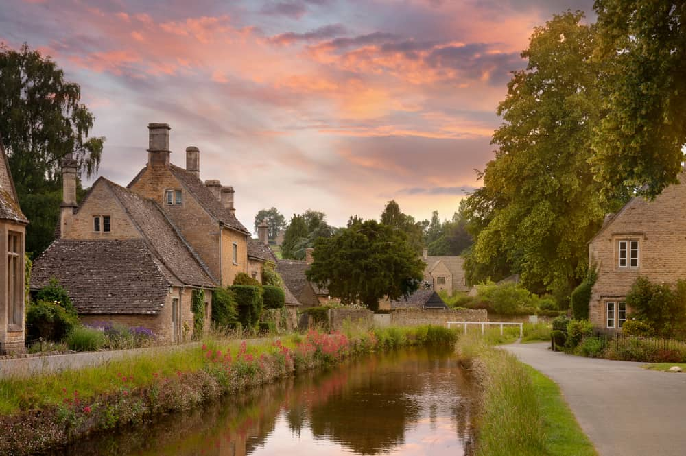 Lower Slaughter Cotswolds